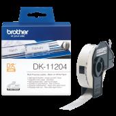 NALEPKE TERMO 17x54mm BELE BROTHER QL DK-11204 400/1