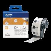 NALEPKE TERMO 23x23mm BELE BROTHER QL DK-11221 1000/1