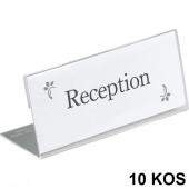 NAMIZNE IMENSKE KARTICE 61x150mm DURABLE 8054 10/1