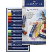 OLJNI PASTELI FABER CASTELL CREATIVE STUDIO 12/1