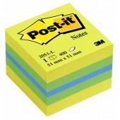 POST-IT KOCKA 51x51 400 LISTOV 3M 2051-L
