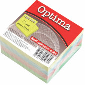 SAMOLEPILNA KOCKA OPTIMA 75x75 PASTEL 1/400