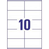 ETIKETE SOREX 105x57 100/1