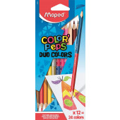 BARVICE MAPED COLOR'PEPS DUO 12/1