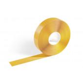 OZNAČEVALNI TRAK ZA TLA 50mmx30m 0,5mm 50mmx30m 0,5mm  DURABLE DURALINE RUMEN 102104