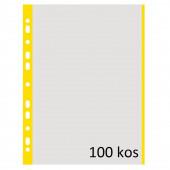 VLOŽEK A4 0,04mm DONAU RUMEN ROB 100/1