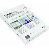 UV ODPORNI ŽEPKI ZA PLASTIFICIRANJE A4 216x303mm 150mic 100/1 GBC IB61103