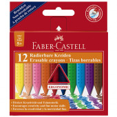 VOŠČENKE FABER CASTELL COLOUR GRIP TRIOGLATE 1/12