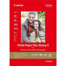 FOTO INK JET PAPIR CANON PP-201 HIGH GLOSSY PHOTO A4 265g 2311B019AA 20/1