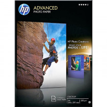 FOTO INK JET PAPIR HP ADVANCED GLOSSY PHOTO A4 250g Q5456A 25/1