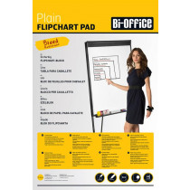 BLOK PAPIRJA ZA FLIPCHART TABLE 65x98 BI-OFFICE BIANCO 20/1