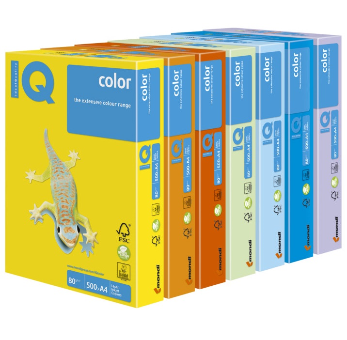 Barvni papir