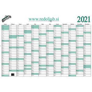 Letni planer 2021